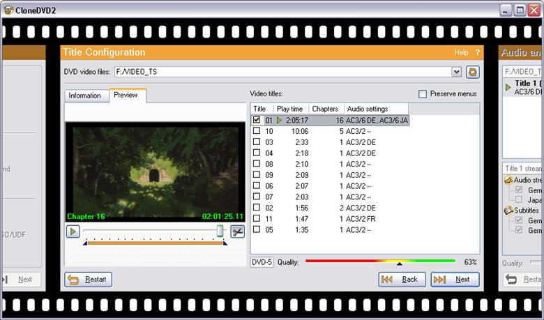 CloneDVD 2 2.9.3.3