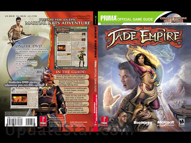 Скриншот из игры jade empire: special edition под номером 10