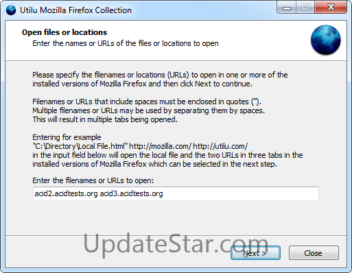 Utilu Mozilla Firefox Collection 1.1.8.7