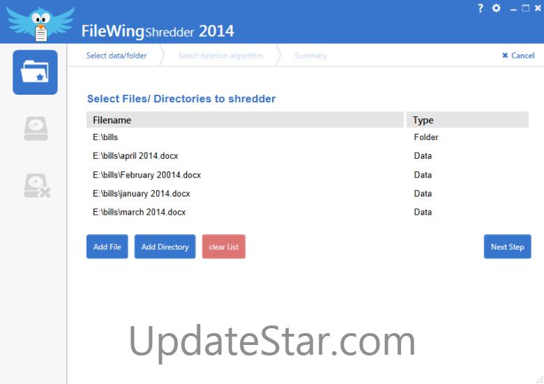 FileWing Shredder 5.1