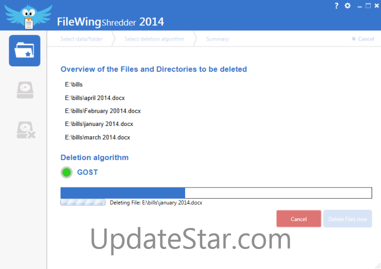 FileWing Shredder 5.1