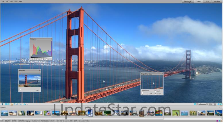 ACDSee Photo Manager. Графика Применения. Обновление.