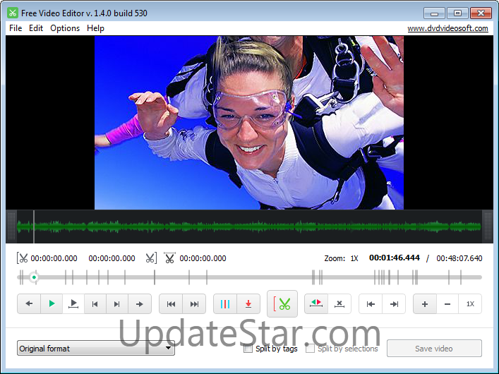 Free Video Editor 1.4.54.606