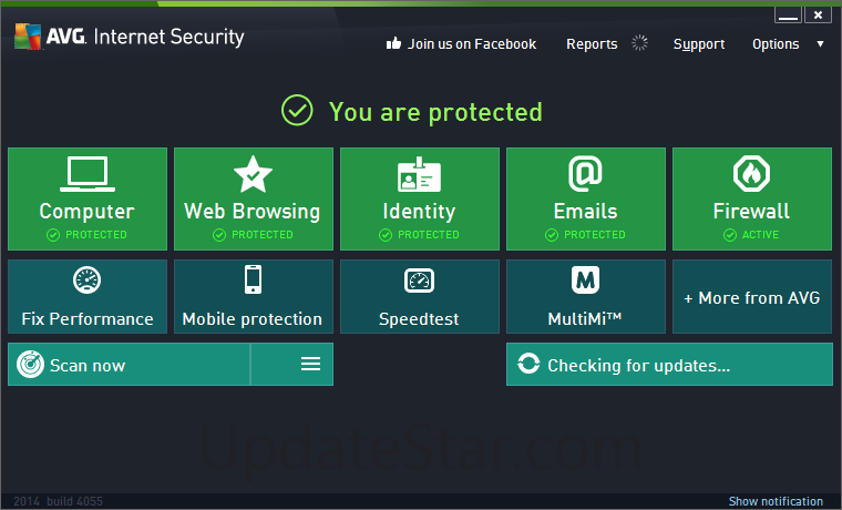 AVG Internet Security  2017 17.3.3011