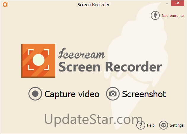 Icecream Screen Recorder 5.2