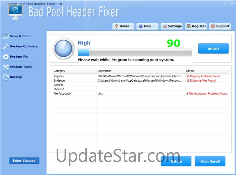Smart Bad Pool Header Fixer Pro
