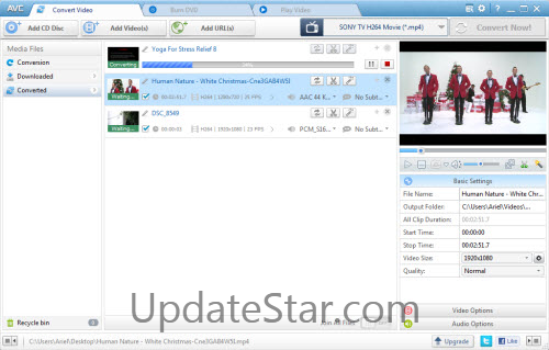 Any Video Converter Free 6.2.3