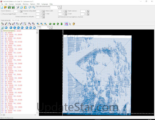 g wizard g code editor free download
