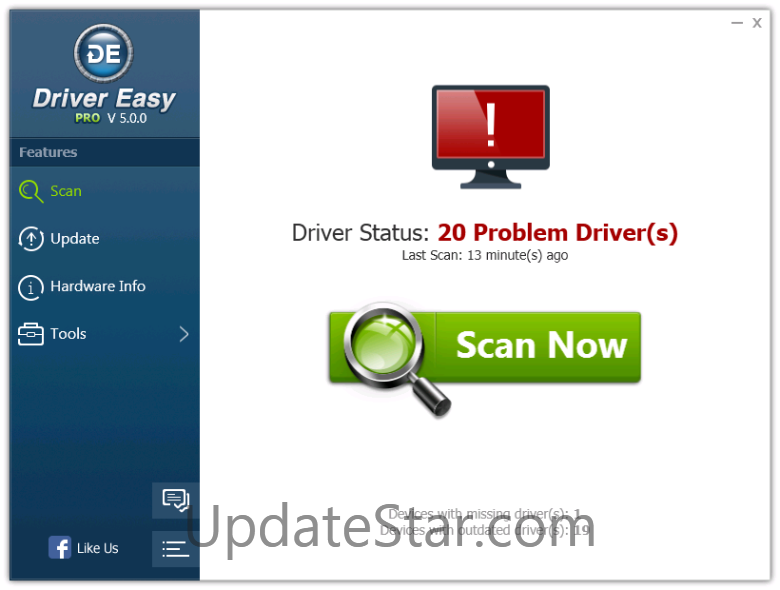 DriverEasy 5.6.2.12777