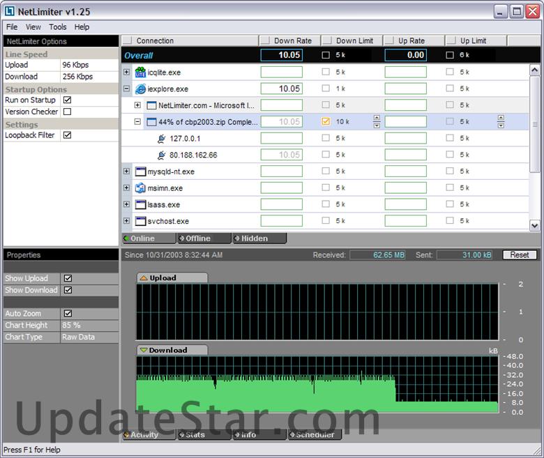 Windows интернет учет и контроль трафика netlimiter pro 3. 0 скачать netlim