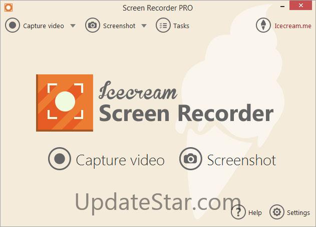 Icecream Screen Recorder 4.90