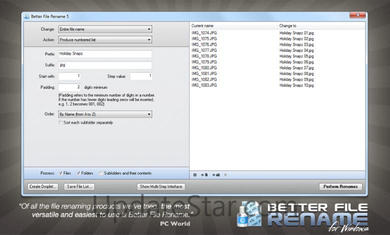 Better File Rename 6.10