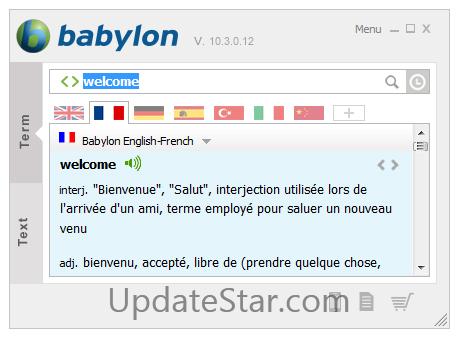 Babylon Pro 10.5.0.18
