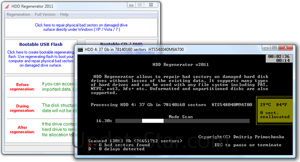 HDD Regenerator 20.11.11