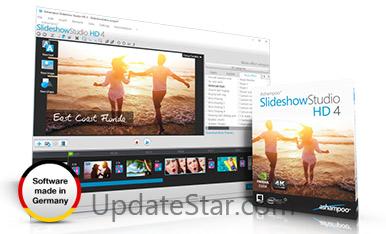 Ashampoo Slideshow Studio HD 4.0.8