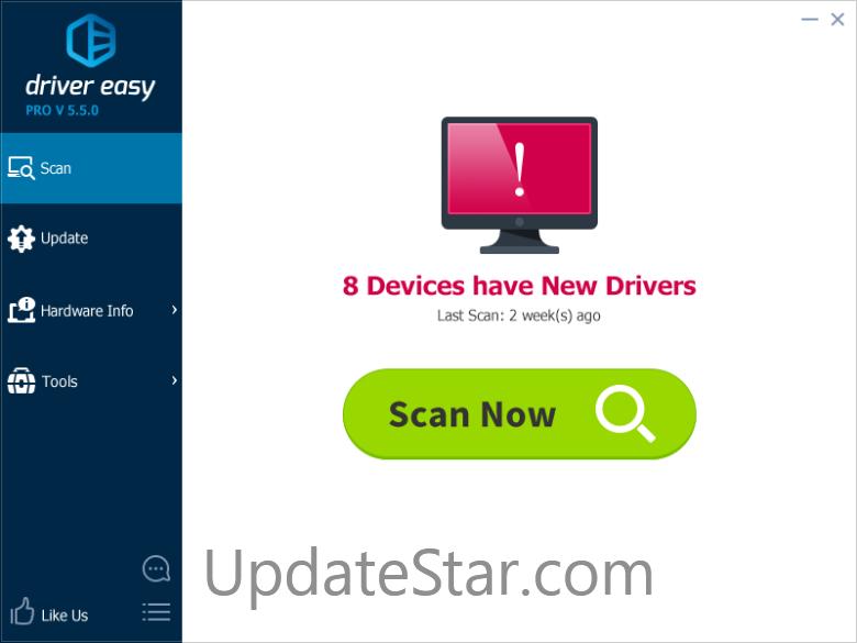 DriverEasy 5.5.3.15599