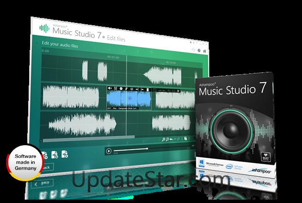 Ashampoo Music Studio 7.0.1.0