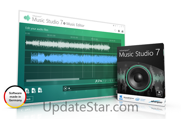 Ashampoo Music Studio 7.0.1.0