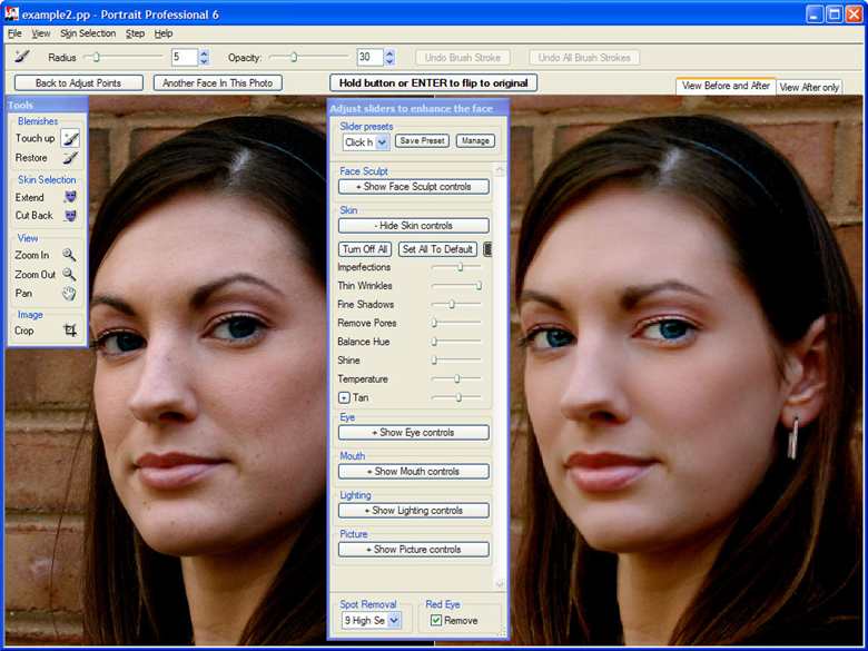 Как сделать улучшить фото