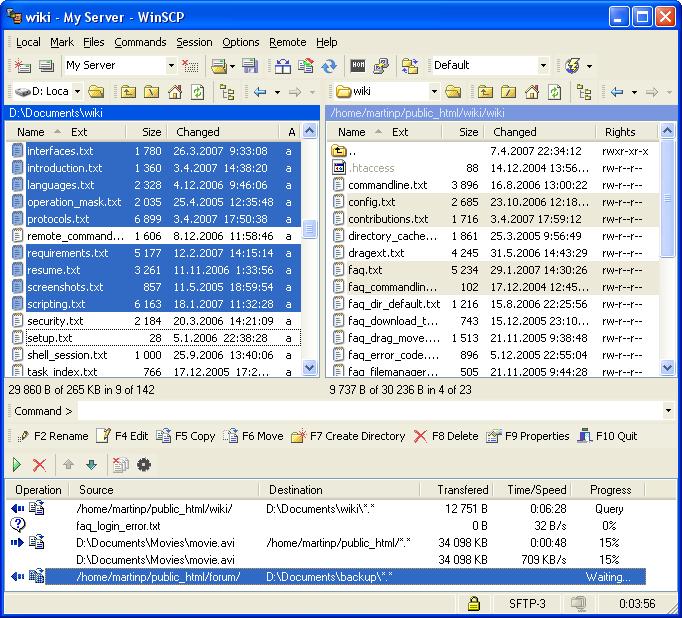 WinSCP 5.11.3