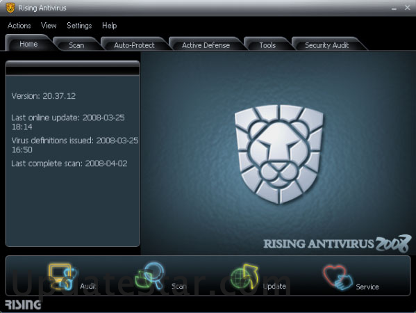 Rising Antivirus Free Edition 23.1.60.41