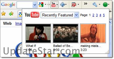 Google Toolbar for Internet Explorer 7.5.8231.2252